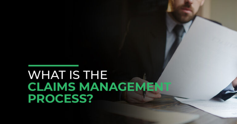 what is claims management process